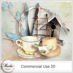 Commercial Use 50::10/12 - Wonderful Wednesday::Memory Scraps {CU}