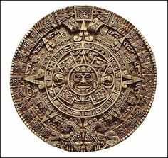 aztec warrior statuz image.