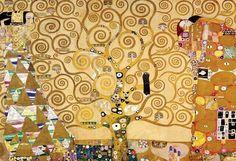 Guatav Klimt. Lebensbaum