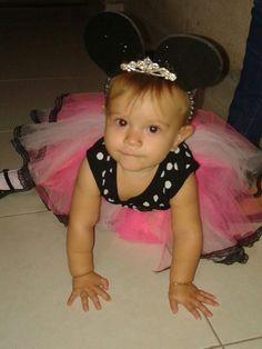 Fantasia minnie princesa !!!