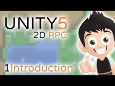 Unity 2D RPG Tutorial - YouTube