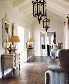 Double the Lantern look-Tessa Proudfoot  Associates Once saw this in a magazine and totally love