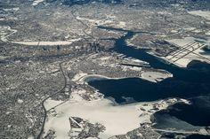 Week of Feb 21-27, 2015 Boston lies locked in snow Tuesday as the region continues to experience extreme cold, with temperatures dropping to as low as -15 degrees Fahrenheit. CJ GUNTHER/EUROPEAN PRESSPHOTO AGENCY