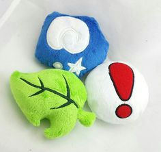 Animal Crossing Item Plushies von TheHarley auf DeviantArt - Games - Best Picture For old Stuffed Animals For Your Taste You are looking for something, and it Sewing Crafts, Sewing Projects, Projects To Try, Diy Crafts, Vaporwave, Desu Desu, Ac New Leaf, Animal Games, Animal Crossing Qr