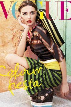 March 2011. Model: Alina Baikova |Photographer: Nicole Bentley. Subscribe here: http://www.magsonline.com.au