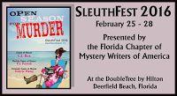 Mystery Fanfare: SleuthFest Awards