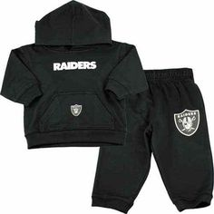 Baby Raiders Sweatsuit! My husband and father-in-law would love this!