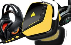 If money's no object, these have to be the best gaming headsets available..