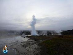 Strokkur Geyser (Iceland)