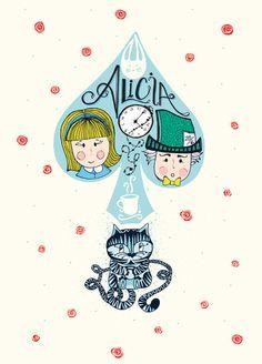 Alice by Huemula