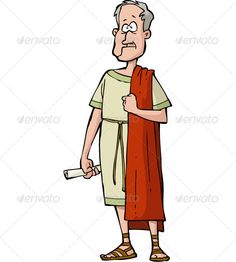 Roman Senator  #GraphicRiver         Roman senator. Isolated object. No transparency or gradients used. JPG and EPS vector files.     Created: 7July13 GraphicsFilesIncluded: JPGImage #VectorEPS Layered: No MinimumAdobeCSVersion: CS Tags: Lawgiver #adult #ancient #archaic #cartoon #character #citizen #document #fun #greece #greek #guy #history #human #illustration #isolated #law #lawmaker #legislator #man #official #paper #person #politician #roman #rome #sandals #senator #toga #vector