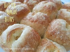 LY's Kitchen Ventures: Butter Sugar Buns