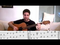 Advanced Fingerstyle: Harmonized Scales - Guitar Lesson Tutorial w/ TAB