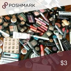My poshmark ?? Hey yall we are such a large community and a small gesture can help a friend out so Like and share this, and i will like and share 5 items from your closet thanks for the love and support.... Happy poshing Urban decay, too faced, stila, lancome, benefit, bareminerals, nyx, tarte, pur Urban Decay Makeup
