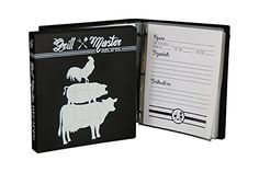 #Grill Master #Recipe Binder - http://amzn.to/1E8H60X   You couldn't find a more perfect gift than The Grill Master Recipe Kit for the residence Grill Master.
