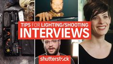 How To Light And Shoot Interviews | Cinematography Techniques