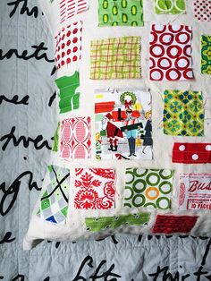scrappy christmas pillow 20