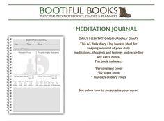 Risultati immagini per meditation journal