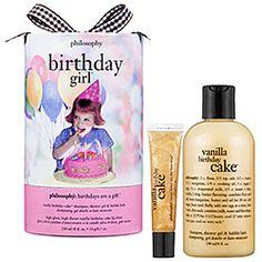 Philosophy - Birthday Girl™ Set  #sephora