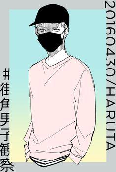 春田 / HARUTA Comic writer , Graphic designer
