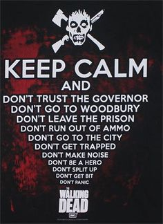.- For more TWD & Zombies visit us https://www.facebook.com/ZombieCPC