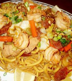 Pancit Archives - Mama's Guide Recipes