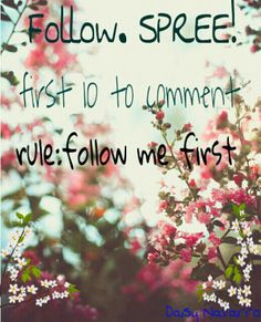 First 10 people to comment get a comment...if they follow me first! Follow me @Danielle Bradbery Fanpage