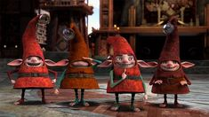 rise of the guardians elves - Google Search