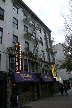 Soul Food chez Sylvia's à Harlem....NY
