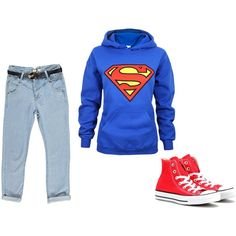 A fashion look from July 2014 featuring logo shirts, denim jeans and high top shoes. Browse and shop related looks. Top Shoes, Hoodies, Sweatshirts, Denim Jeans, High Tops, Fashion Looks, Graphic Sweatshirt, Sweaters, Outfits