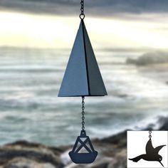 Cone Shape Tin Bell - Metal Striker | textiles | Belle