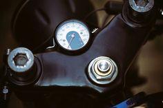 Custom Bikes, Classic Motorcycles, Cafe Racer Dreams and Mean Machines. Honda Scrambler, Bmw Cafe Racer, Motorcycle Companies, Custom Bikes, Austria, Motorcycles, Design, Blue, Graz