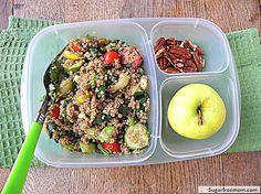 Veggie Quinoa Salad Meal-to-Go