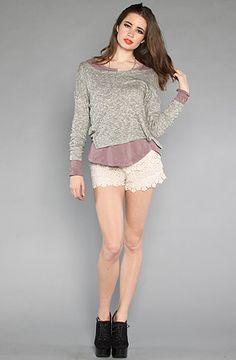 new sweater.