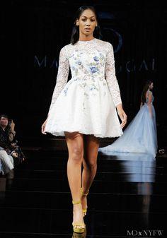 a4f2d89b0e2 New York Fashion Week - Spring Summer 2018 - Mac Duggal