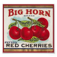 Image detail for -Cherries Kitchen Decor