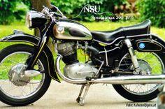 NSU Spezialmax 300  1955