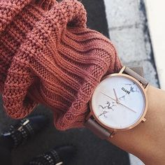 Meraviglia tra le meraviglie @cluse #cluse #orologio #clusewatch #elegance