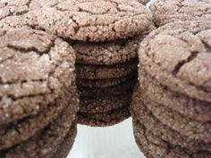 FLOUR & SUGAR: Tested Recipe: Old Fashioned Chocolate Cookies