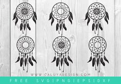 FREE Dream Catcher SVG, DXF, PNG, EPS Free Dream Catcher cut file foe cameo silhouette, Cricut and other major cutting files Cricut Craft Room, Cricut Vinyl, Svg Files For Cricut, Vinyl Decals, Cricut Fonts, Silhouette Cameo Projects, Silhouette Studio, Free Silhouette, Doodle