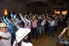 Todos a bailar #villarealeventos