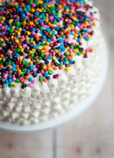 renkli şekerli krem şantili pasta yapımı | 2015 katalog en yeni modelleri ve çeşitleri