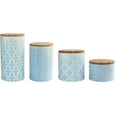 Found it at Joss & Main - 4-Piece Adelaide Canister Set