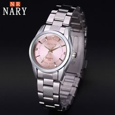 NARY New Fashion watch women's Rhinestone quartz watch relogio feminino the women wrist watch dress fashion watch reloj mujer-in Women's Watches from Watches on Aliexpress.com | Alibaba Group