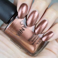 """CND Craft Culture Fall 2016 Collection---""""Leather Satchel"""" shellac/polish!!"""
