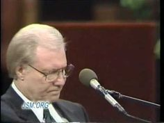 Jimmy Swaggart: His Voice (Makes The Difference) - YouTube