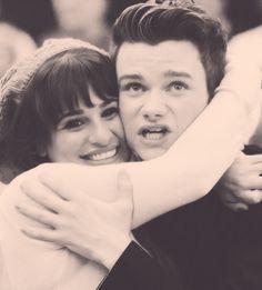 Kurt and Rachel (Hummelberry or Kurtchel.) Undeniable friendship