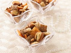 Italian Cheesy Chex® Mix - Looks like the cheez-it mix but better