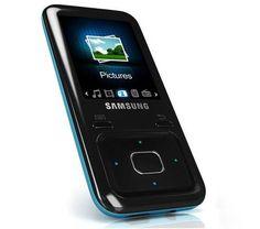 """Mit dem Player haben Sie Ihre Lieblingsmusik in der Tasche! Der Player YP-Z3 von Samsung besitzt einen internen Speicher von 4 GB und eine tolle Akkulaufzeit von bis zu 30 Stunden. Das zweifarbige Design unterstreicht das 4,6 cm (1,8"""") LC-Display zum Anzeigen der Albencover, Fotos und Videos."""
