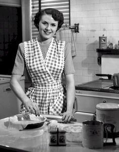 Act I Bev (Domestic Work,Hair and Fashion)1950's home baker